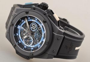 The excellent fake Hublot King Power Maradona Men's Watches 716.CI.1129.RX.DMA11 watches have only 500 pieces.
