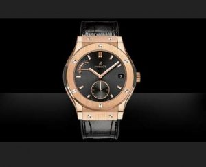 The durable copy Hublot Classic Fusion 516.OX.1480.LR watches are made from 18k red gold.