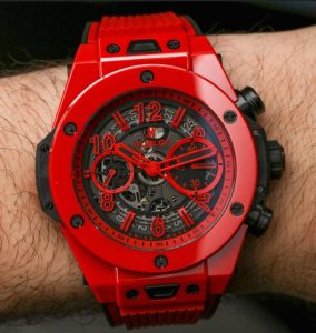 The attractive replica Hublot Big Bang 411.CF.8513.RX watches can give the wearers power and energy.