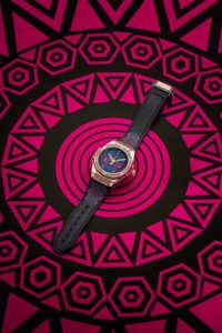 The attractive copy Hublot Big Bang One Click Calavera Catrina watches have many lightful colors.