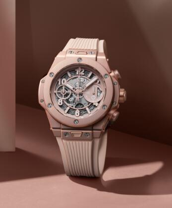 The new Hublot Big Bang is best choice for both men and women.