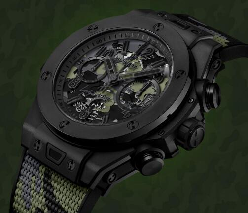 The Hublot replica watches are good choices for men.